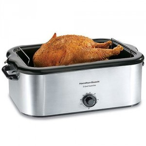 hamilton beach electric roaster oven