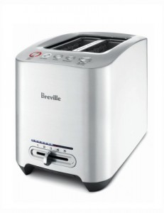 best 2 slice toaster from breville