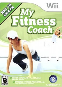 my fitness coach best wii games for weight loss from ubisoft