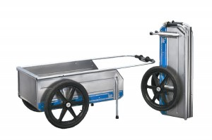 folding utility cart from tipke