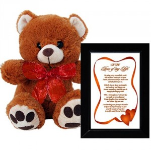 poetry gifts valentines day teddy bears