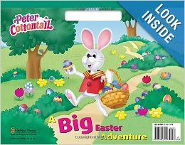 peter cottontail easter coloring pages