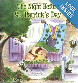 st patricks day books for kids from natasha wing