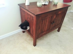Cat Litter Box Furniture Thereviewsquad Com