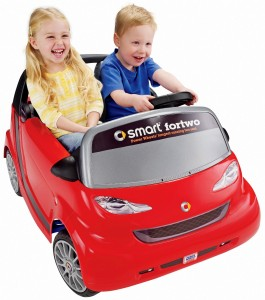 smartcar coupe mini electric car for kids