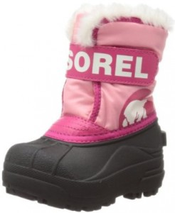sorel childrens cute snow boots