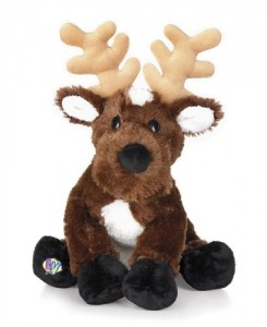 webkinz reindeer christmas stuffed animals