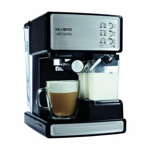 best espresso machine from mr coffee