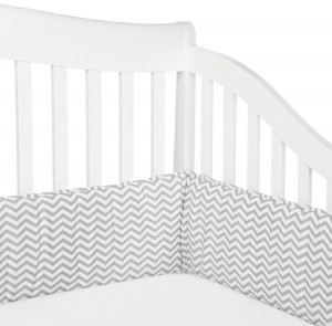 cotton baby crib bumpers from american baby company